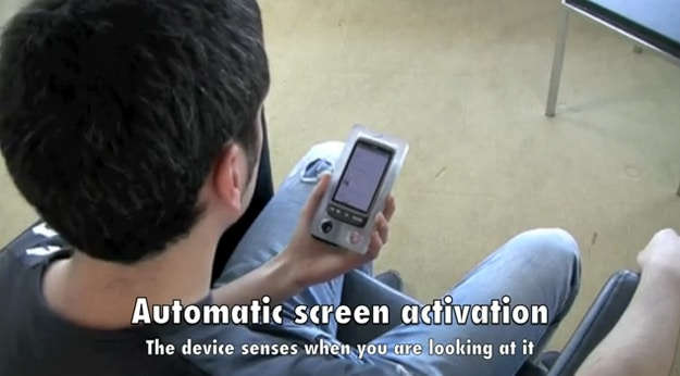 Automatic Android Screen Activation