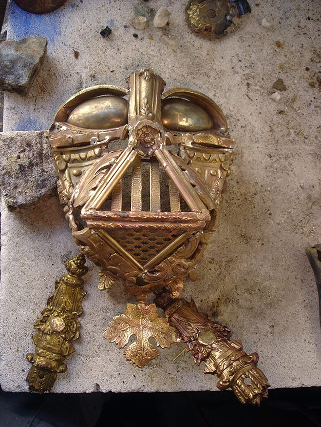 Creative Star Wars Helmet