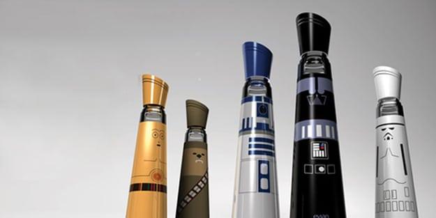 Creative Water Bottle Design