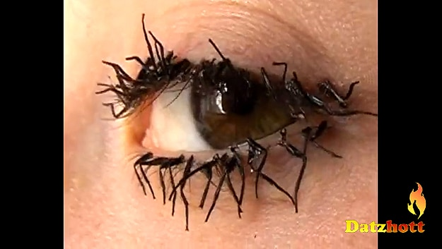Fake Eyelashes From Insect Legs