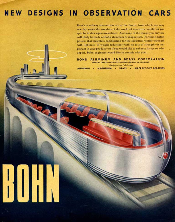 18 Futuristic Machines Imagined In 1940