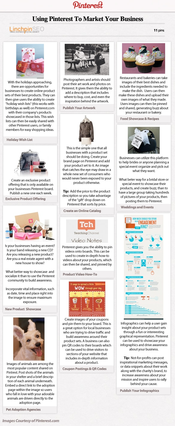 Why Using Pinterest For Marketing Is A Must [Infographic]