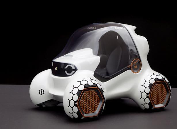 Mercedes-Benz Smart 341 Parkour Concept