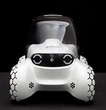 Smart 341 Parkour: Insane Concept Car From Mercedes-Benz
