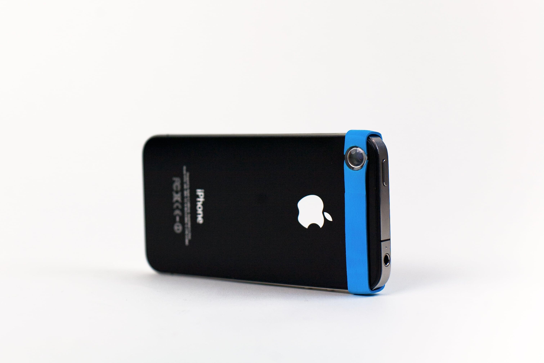 Macro Lens Band Minimalistic Iphone Lens Accessory Bit