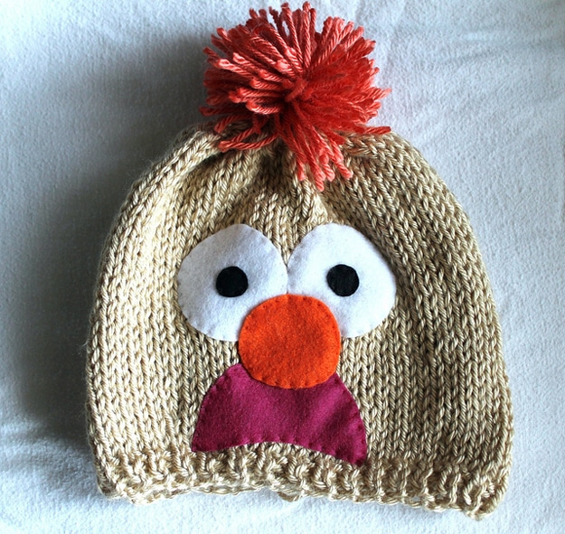 The Muppets Craft Knit