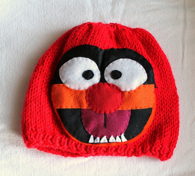 The Muppets Hat Craft