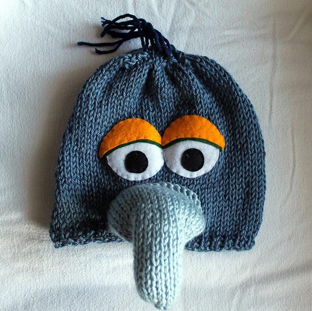 Gonzo Knit Craft Hat