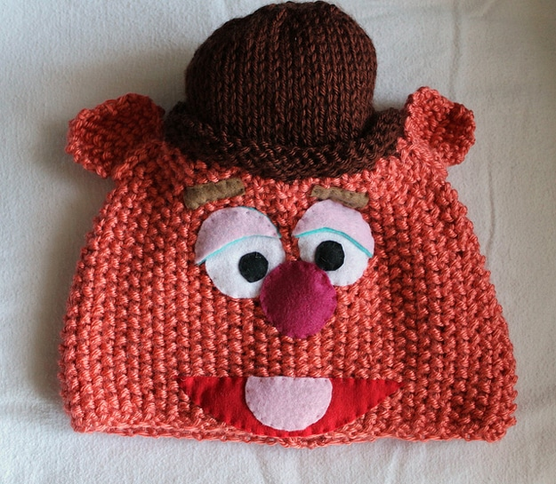 Gonzo Knit Craft Hat