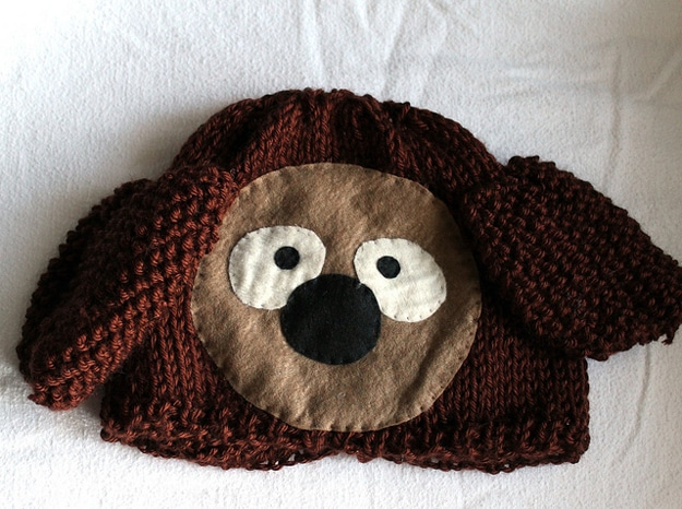 The Muppets Knit Craft