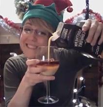 My Drunk Kitchen Holiday Edition: Rabbi GingerHead