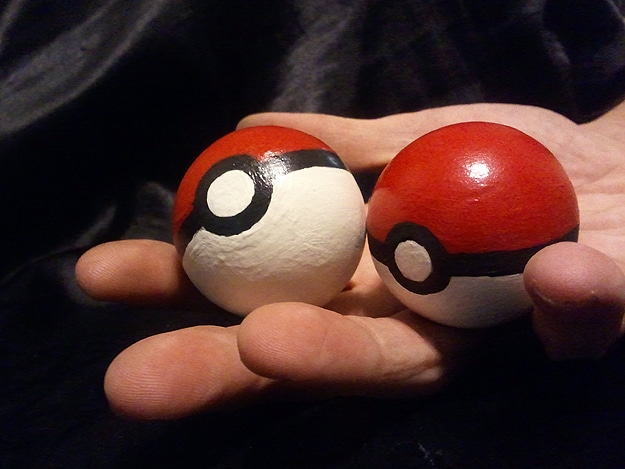 Relieve Stress With Pokeballs