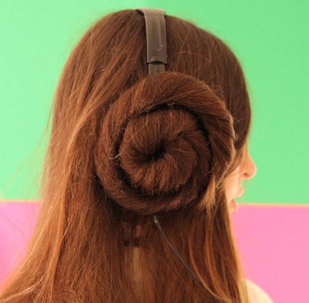 Star Wars Leia Hair