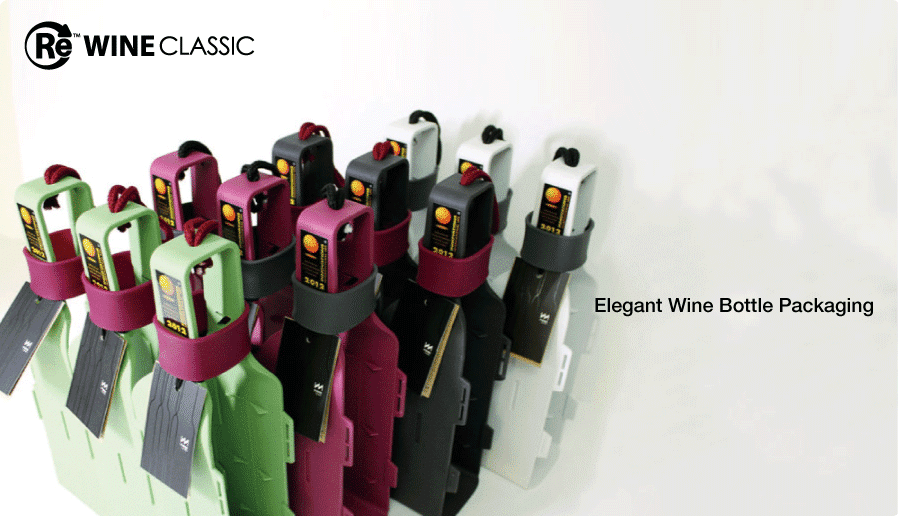 Re-Wine Classic: Stack Your Wine In Lego Style