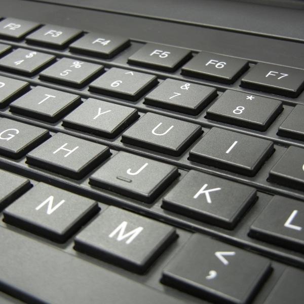 Roll-Up Remote Control Speaker Keyboard