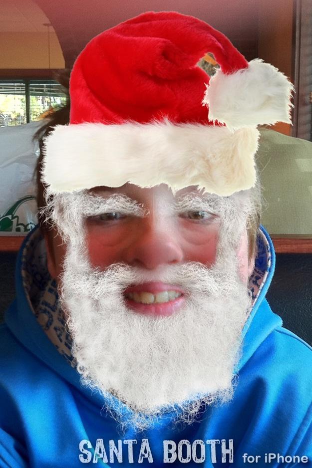 Christmas Santa Claus App