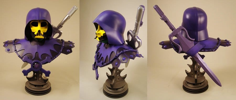 Skevader: When Darth Vader Becomes Skeletor