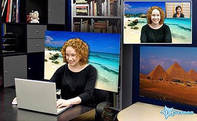 Spice Up Your Video Chatting With Creative Backdrops
