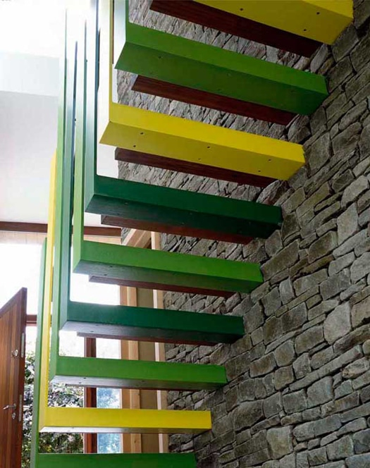Creative Staircases Around The World