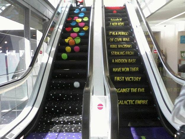 Best Escalator In The World