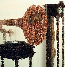 Strung Up Button Objects Infuse Insane Wow Factor