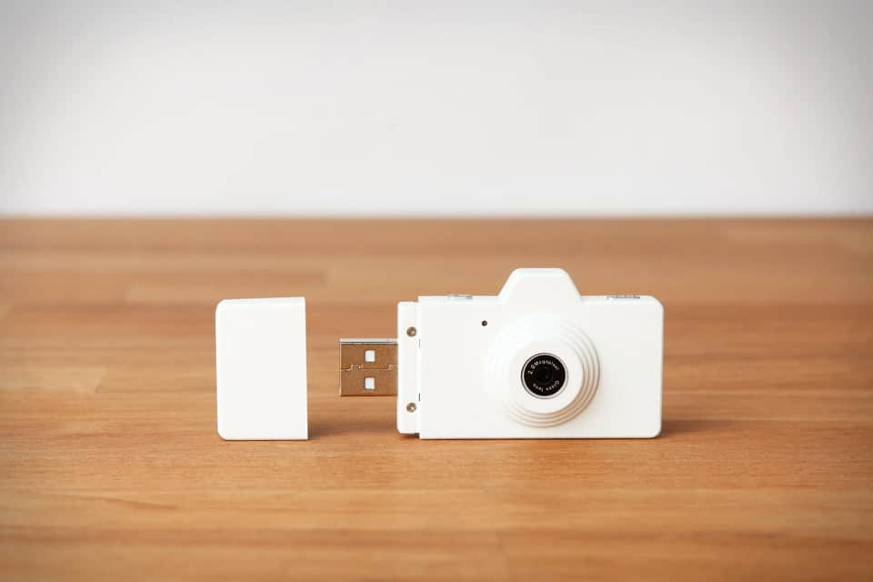 Superheadz Clap USB Stick Camera