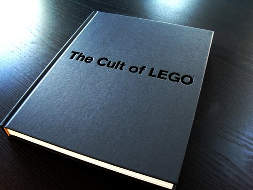 The Cult Of Lego Book