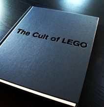 The Cult Of Lego: The Ultimate Lego Fanbook