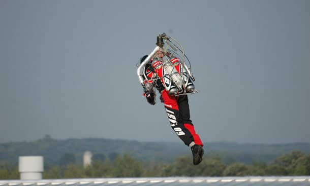 The First Personal Jet Pack