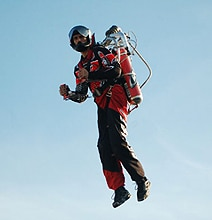 Personal Flight: First Jet Pack Now Available For $250,000