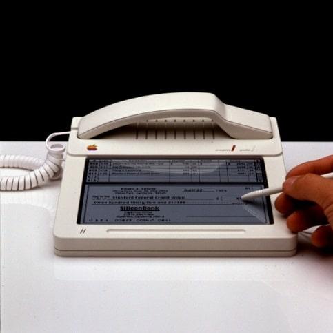 The iPhone Prototype In 1983