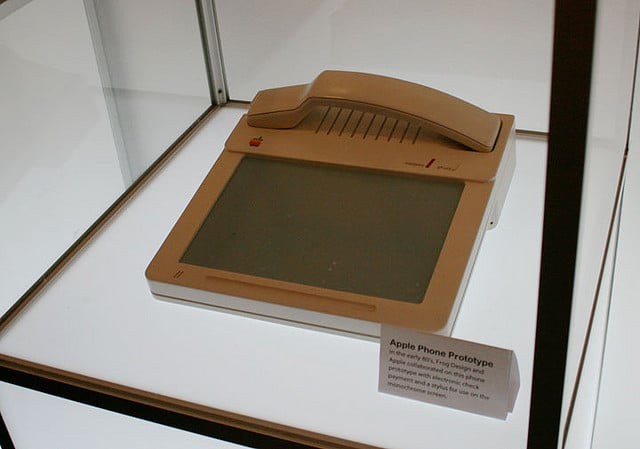 The iPhone Prototype In 1983
