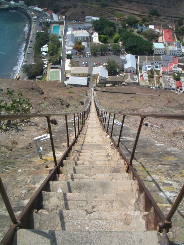 Over 600 Steps On Stairs