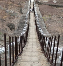 Worlds Longest Straight Staircase