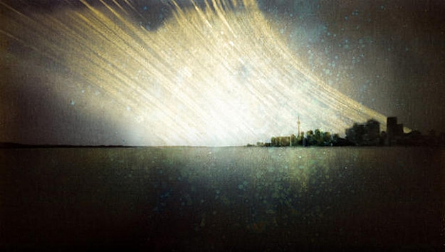 This 365 Day Exposure Photo Looks Like A Time-Lapse Painting