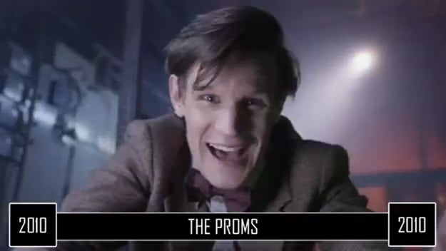 Every Doctor Who Story In The Last 50 Years In 10 Minutes