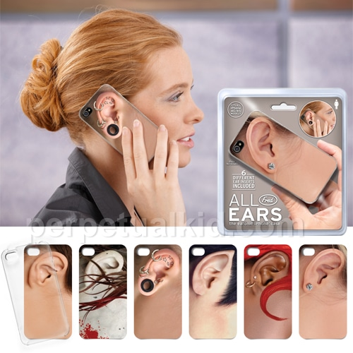 All Ears Women iPhone Case