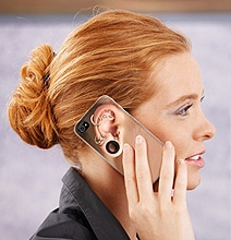 The All Ears Women's iPhone 4S Case Is Pure Stealth