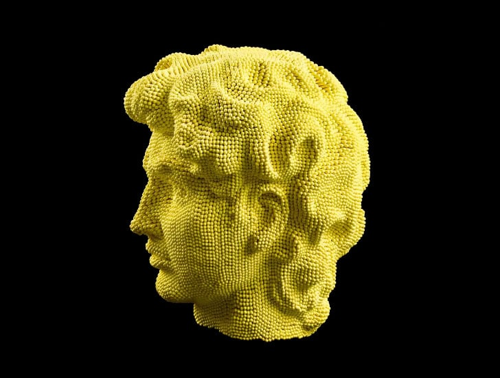 Matchheads: Famous People Sculpted From Matchsticks