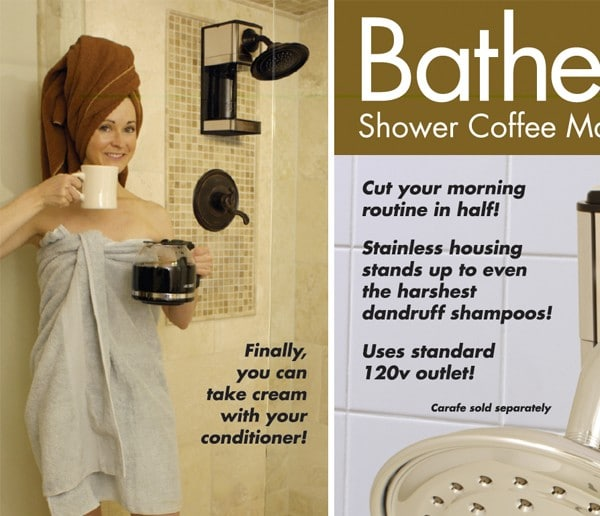 Bathe And Brew Prank Pack