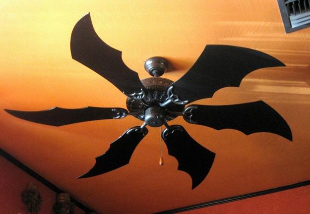 Etsy Batman Wings Fan