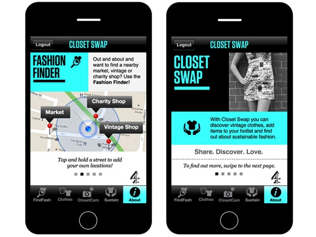 Closet Swap App: Trade Clothes With Your Facebook Friends
