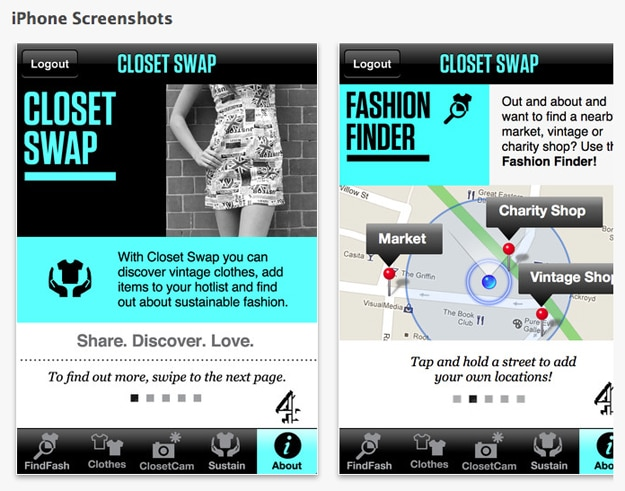 Closet Swap App: Trade Clothes With Your Facebook Friends | Bit Rebels