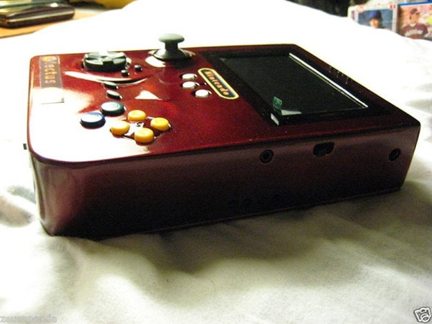 Portable Video Game Device