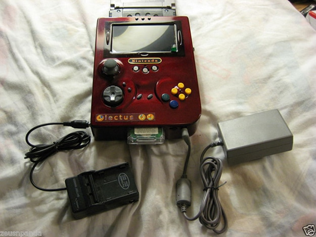 Charge Cables Portable Game Console