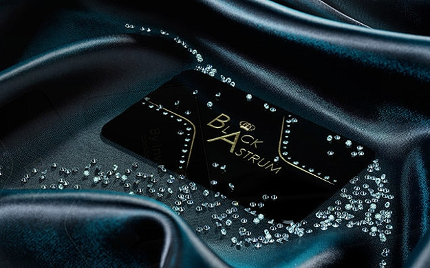 World's Most Expensive Business Cards ($1,500 Each!)