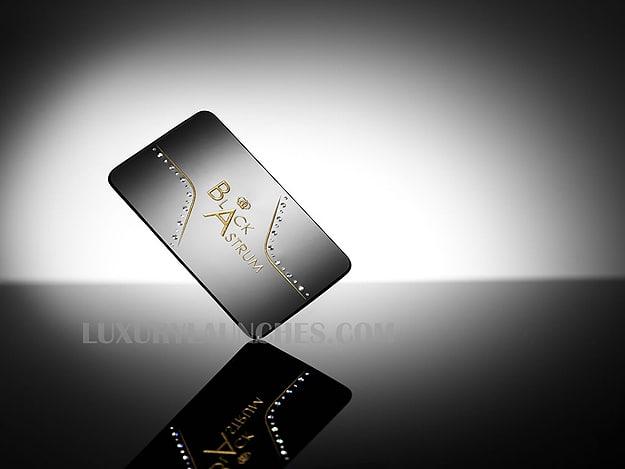 Worlds Richest Diamond Cards