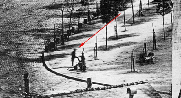 Photography History First Photo