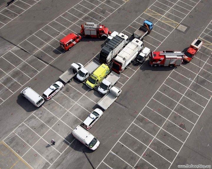 Fun Parking The Transformers Way