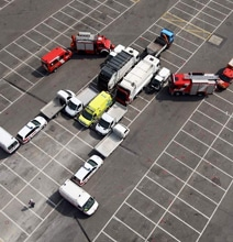 How To Make Parking Fun The Transformers Way [Image]